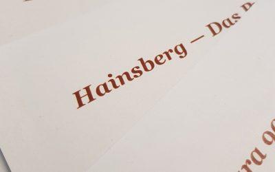 Sanierungsprozess bei Hainsberg beendet